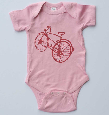 The Bicycle-Baby One-Piece-3 Colors Available