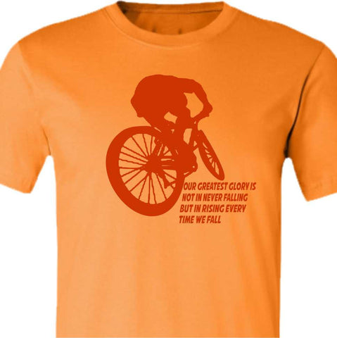 Confucius Quote-Mountain Bike-Available in 6 Colors