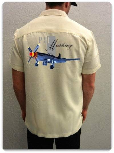 P-51 Mustang - Available in 2 Colors