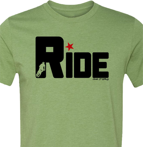 RIDE!-More Colors Available