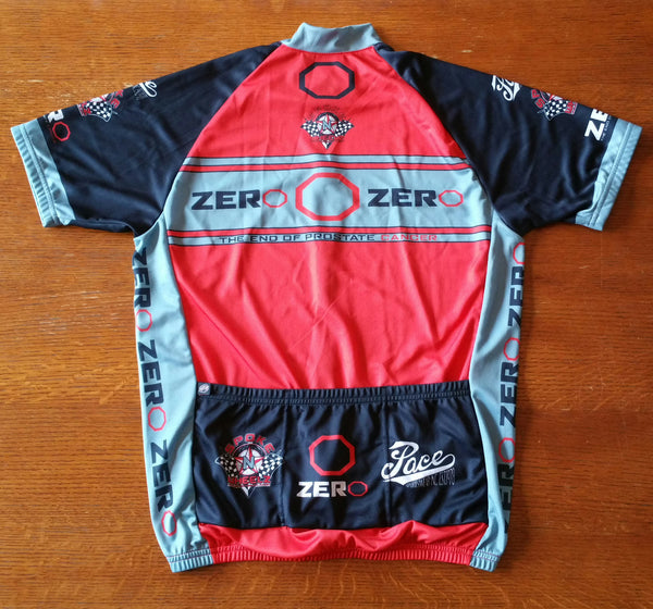 Zero Prostate Cancer Bicycle Jersey