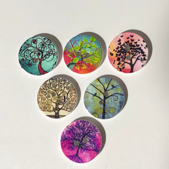 Tree of Life Buttons