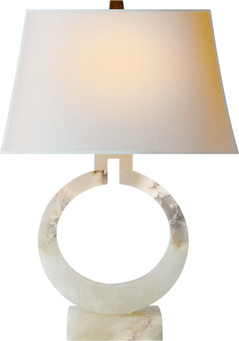 Ring Form Table Lamp // Please contact us for pricing // * Free Shipping