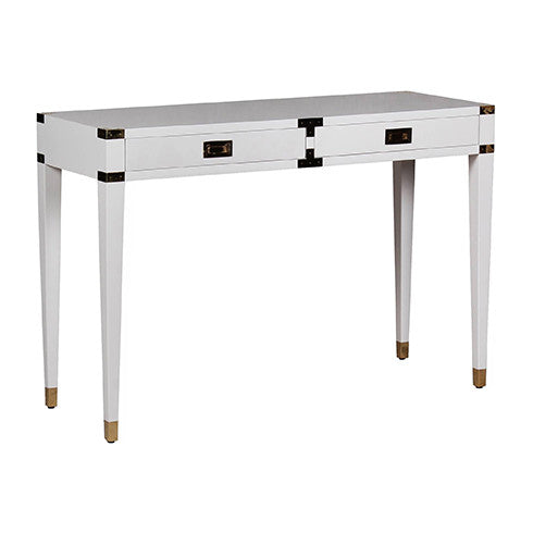 Campaign Console Table // * Free Shipping