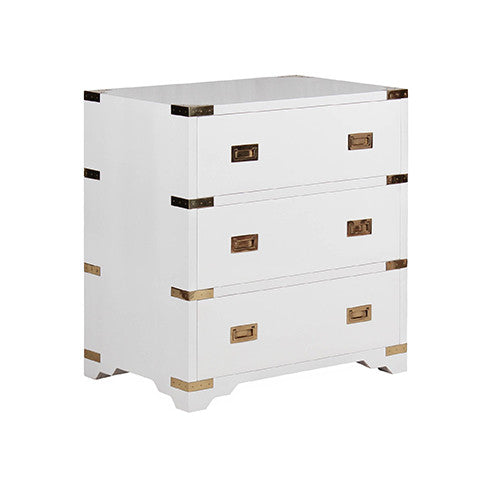 Campaign Bedside Chest // * Free Shipping
