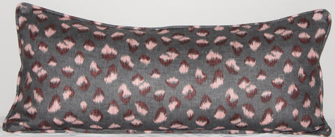 KW Feline Lumbar in Graphite/Rose