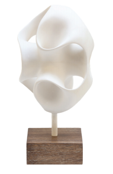 Mobilius Sculpture White // * Please contact us for pricing // ** Free Shipping
