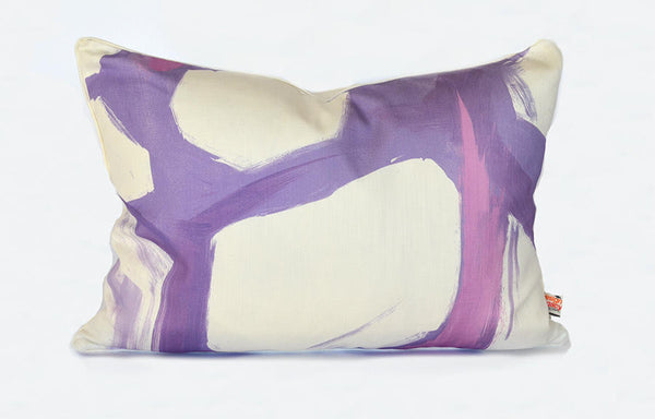 Rhombus Pillow in Lavender // * Free Shipping