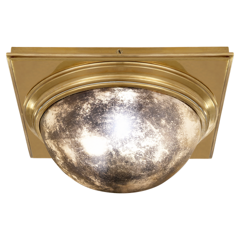Venice Large Square Flush Mount // * Please contact us for pricing