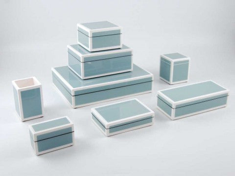 Lacquer Box Collection | Gray // * Free Shipping