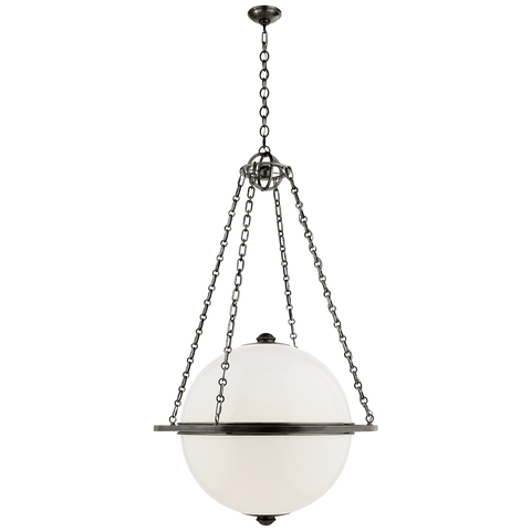 Visual Comfort Modern Globe Lantern // * Please contact us for pricing