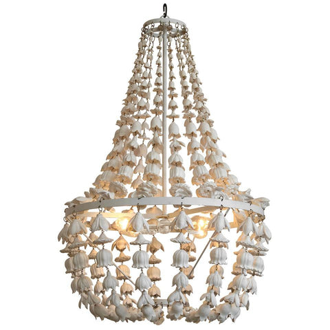 Oly Studio Flower Drop Chandelier // * Free Shipping // Please contact us for pricing