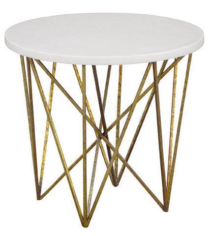 Oly George Round Side Table // Please contact us for pricing