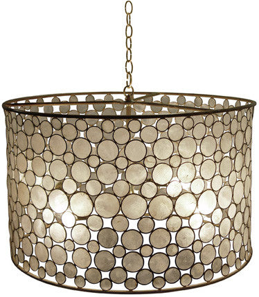 Oly Studio Serena Drum Chandelier // * Free Shipping // Please contact us for pricing