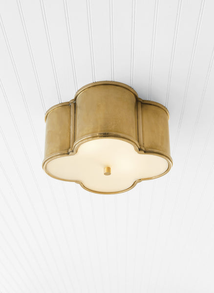 Visual Comfort Basil Flush Mount // Please contact us for pricing