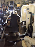 PACKAGE OF USED GYM EQUIPMENT $22,000 (PRECOR, Nautilus, CEMCO, Muscle D Fitness GYM EQUIPMENT)