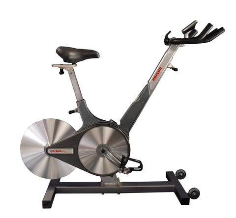Pre Owned (Demo) Keiser M3 Indoor Cycling Bikes Like New Condition w/ Computer Monitor