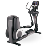 Life Fitness 95X Engage Elliptical Cross trainer W / Integrated TV