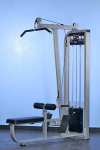 LAT/LOW ROW COMBO MACHINE Muscle D Fitness