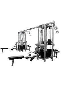 8 STACK SIGNATURE JUNGLE GYM Muscle D Fitness
