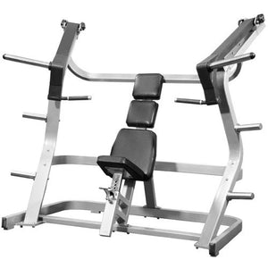 ISO Lateral Incline Press Muscle D Fitness MDP-1002