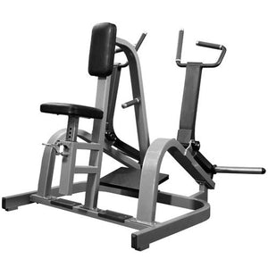 ISO Lateral Row Muscle D Fitness MDP-1004