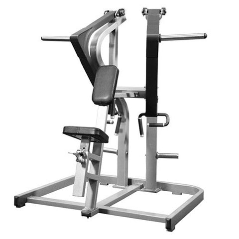 ISO Lateral Low Row Muscle D Fitness MDP-1005
