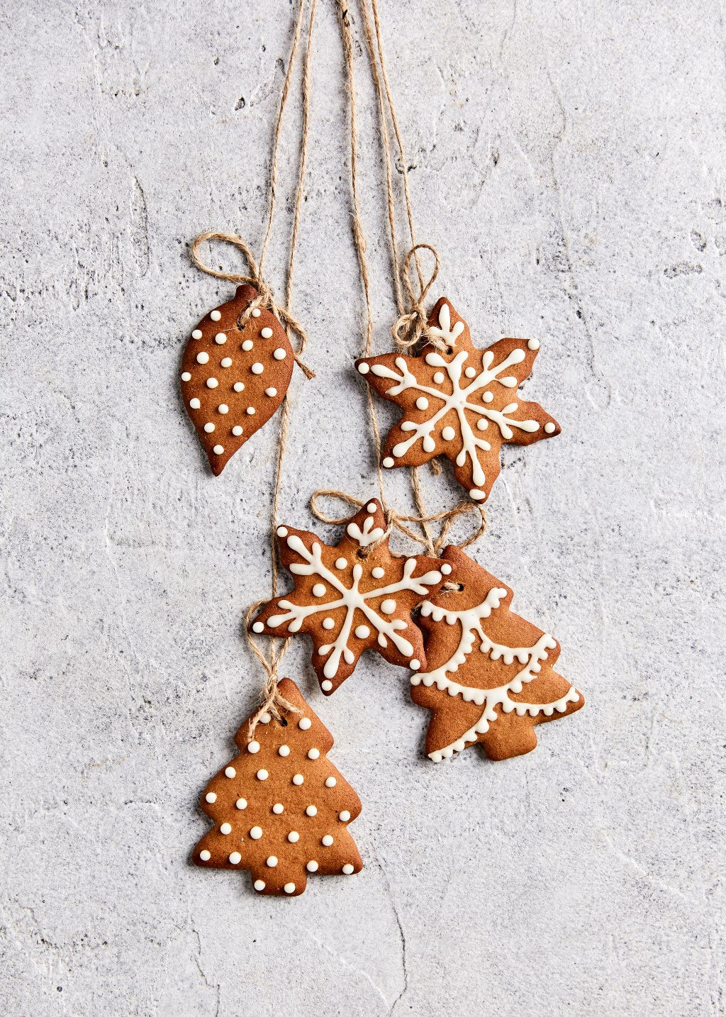 Hand Iced Gingerbread decorations | Harris Farm Markets