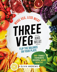 meat and three veg book
