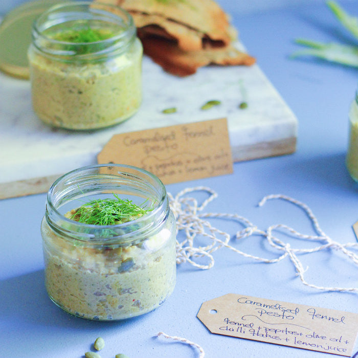 Caramelised Fennel Pesto