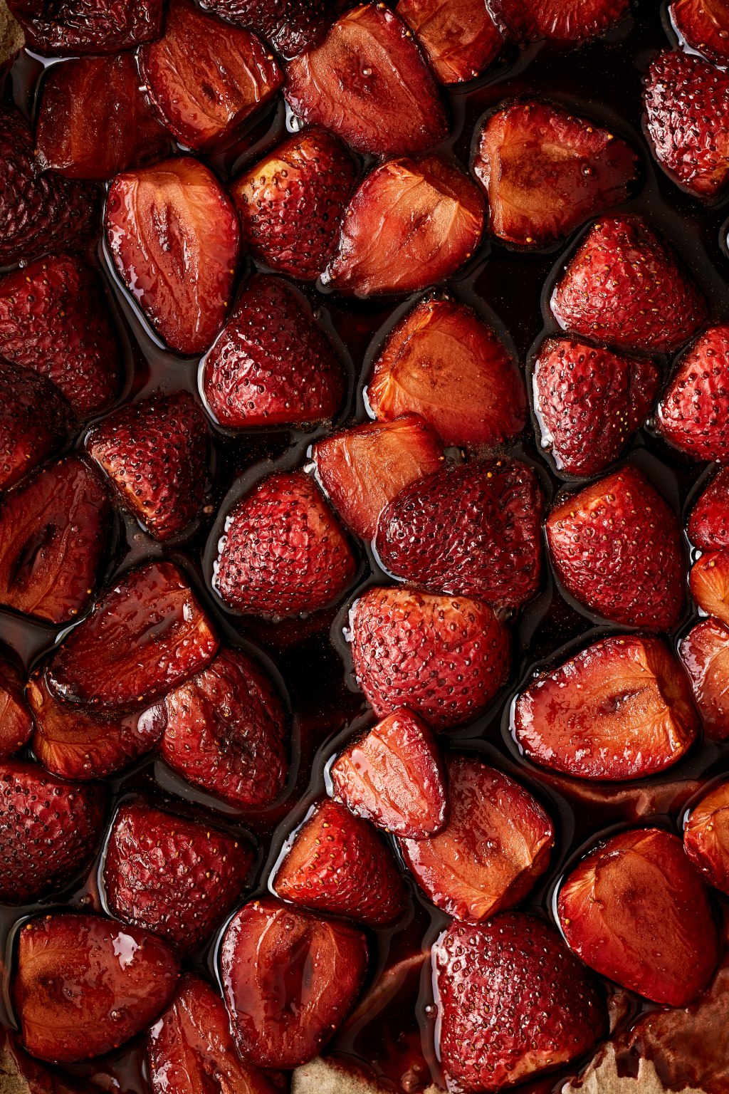 Roasted Balsamic Strawberries | Harris Farm Markets