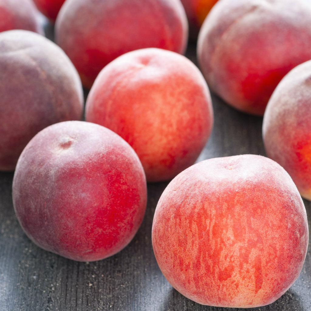 Aussie White Peaches - Dave's Pick of the Week