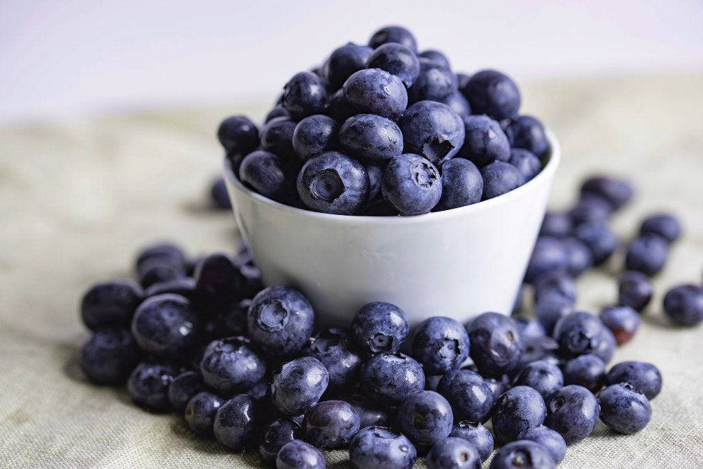 Pick of the week, blueberries
