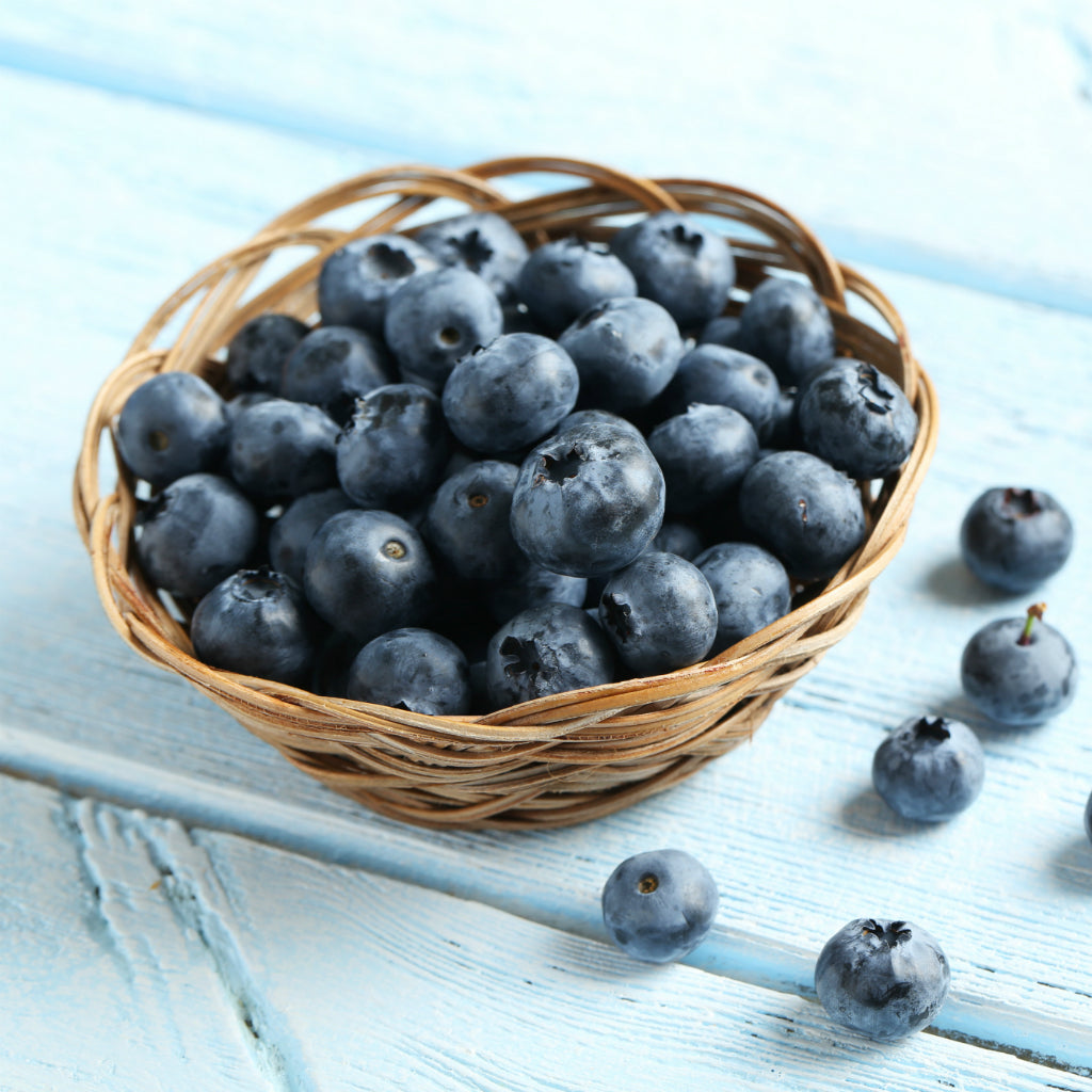 Pick of the Week - Blueberries