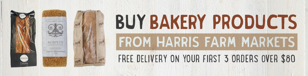 Buy Bread and Bakery Products Online From Harris Farm Markets