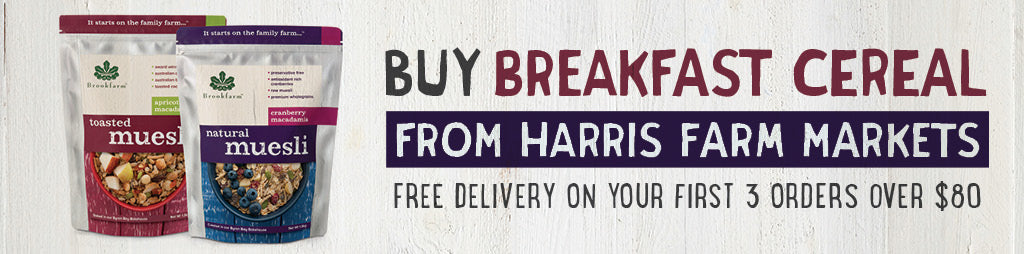 Buy Breakfast Cereals Online From Harris Farm Markets