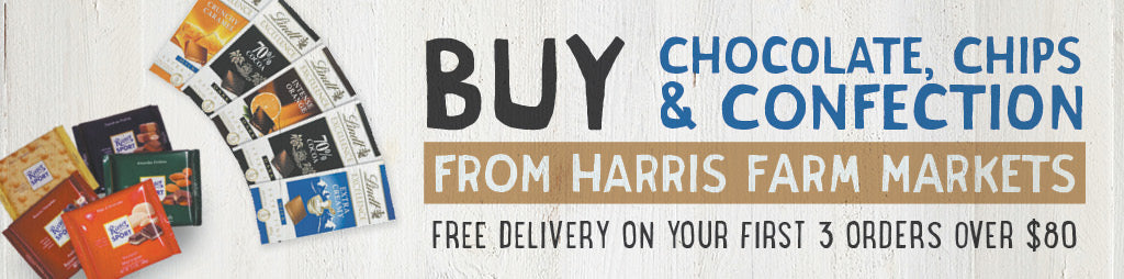 Buy Chocolate, Chips & Confection Groceries From Harris Farm Markets