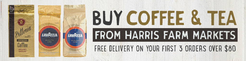 Buy Coffee & Tea Online From Harris Farm Markets