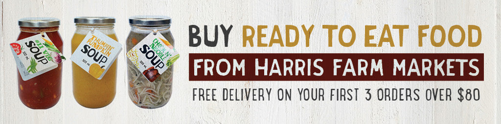 Buy Fresh Ready To Eat Food Online From Harris Farm Markets
