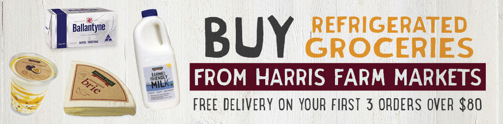 Buy Fresh Refrigerated Groceries Online From Harris Farm Markets