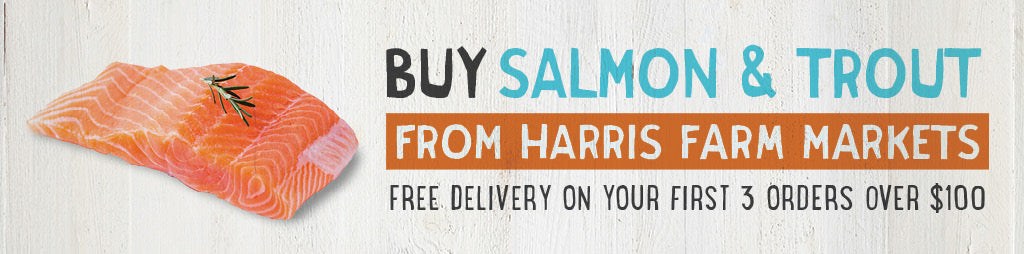 Buy Fresh Salmon and Trout Online From Harris Farm Markets