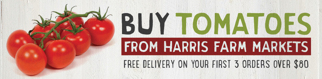 Buy Fresh Tomatoes Online From Harris Farm Markets