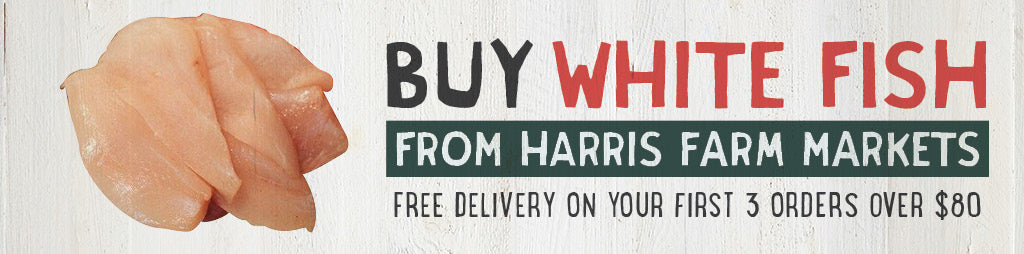 Buy Fresh White Fish Online From Harris Farm Markets