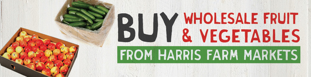 Buy Fresh Wholesale Fruit and Vegetables Online From Harris Farm Markets
