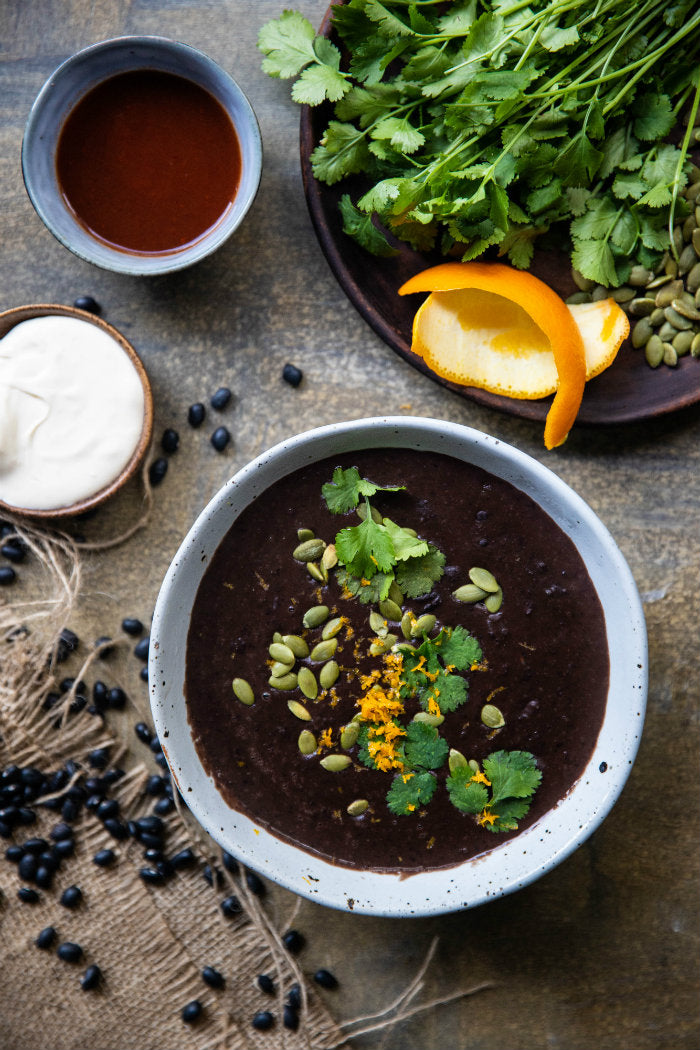 Chipotle Black Bean Soup | Harris Farm Markets