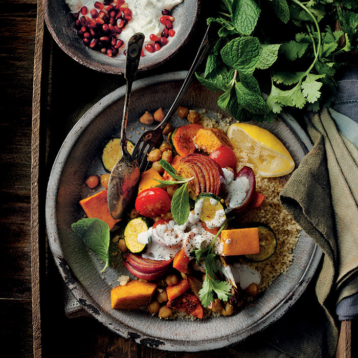 Spiced Veg Couscous
