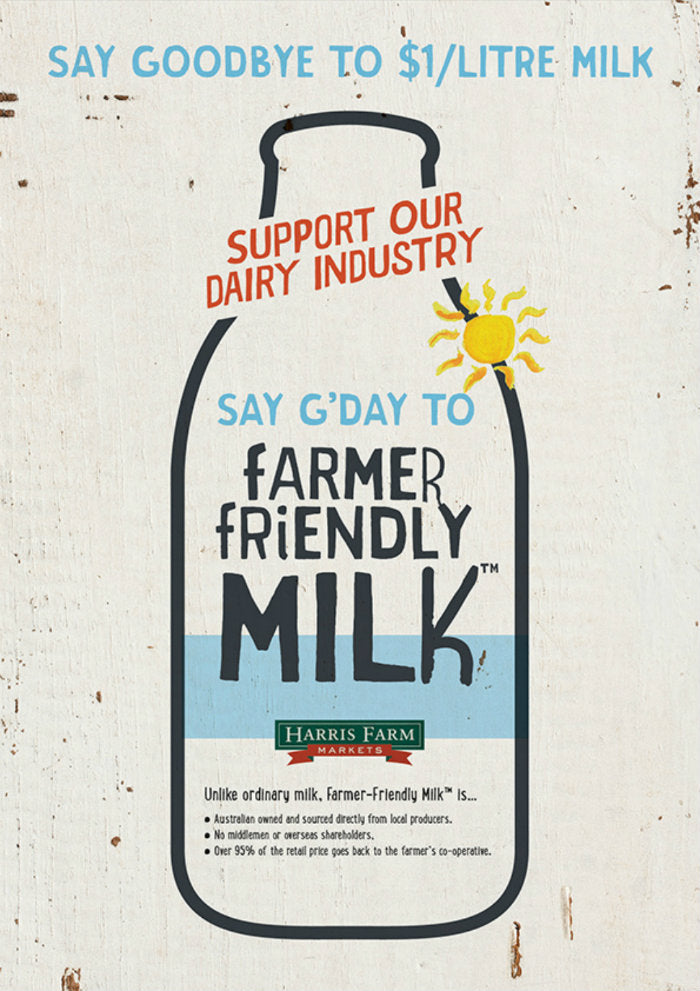 Farmer Friendly Milk | Harris Farm Markets