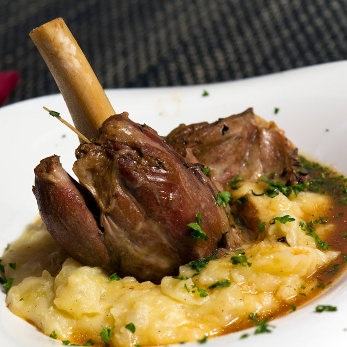 Slow Cooked Lamb Shanks | Harris Farm Markets
