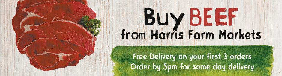 Buy Beef Meat Products From Harris Farm Markets