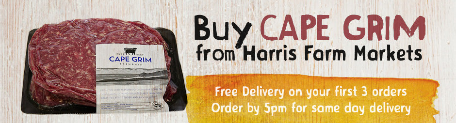 Buy Cape Grim Meat Products From Harris Farm Markets